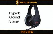 HyperX Cloud Stinger im Test!