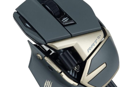 Mad Catz Rat 8+ 30th Anniversary