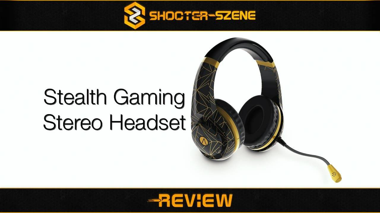 Review: Stealth Gaming Stereo Headset