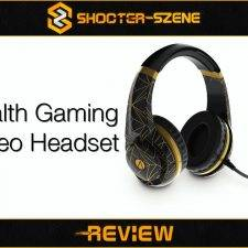 Stealth Gaming Stereo Headset
