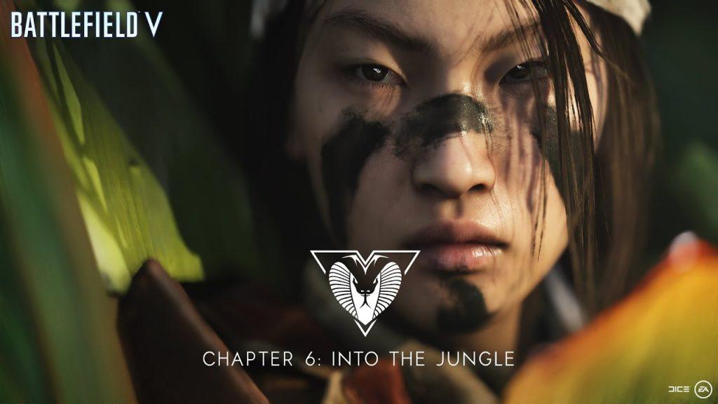 Battlefield 5 Wilkommen im Dschungel