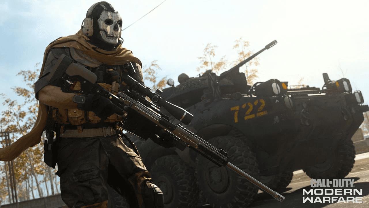 Modern Warfare: Doppel-EXP und neue Spielmodi