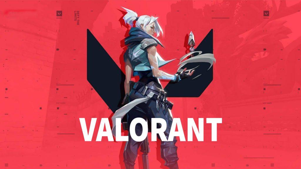 Valorant Titelbild