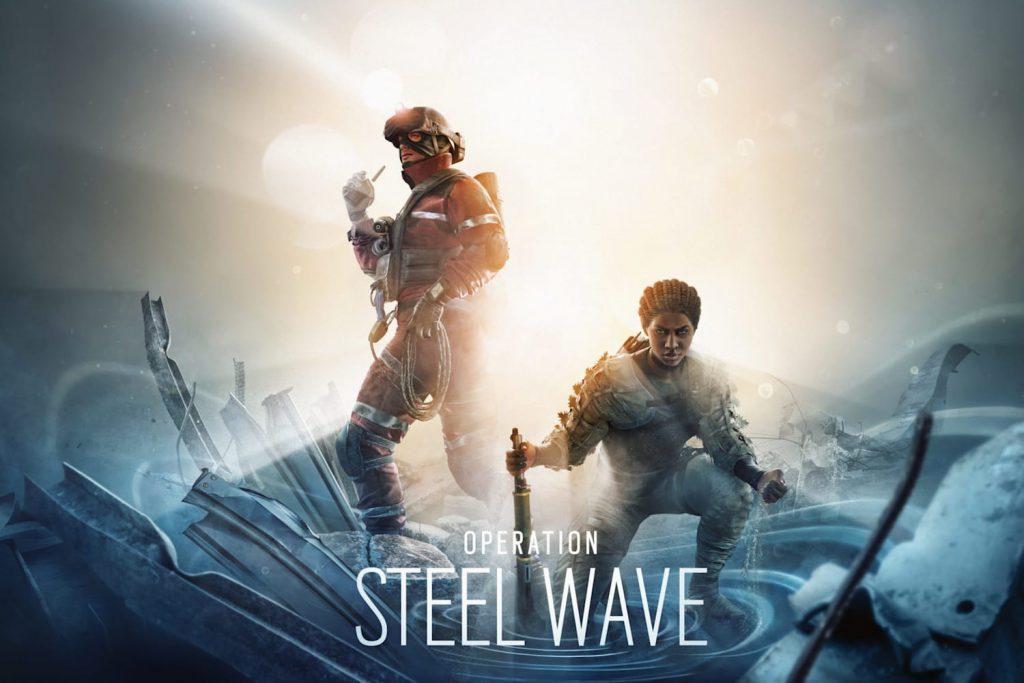 Rainbow Six Siege: Steel Wave