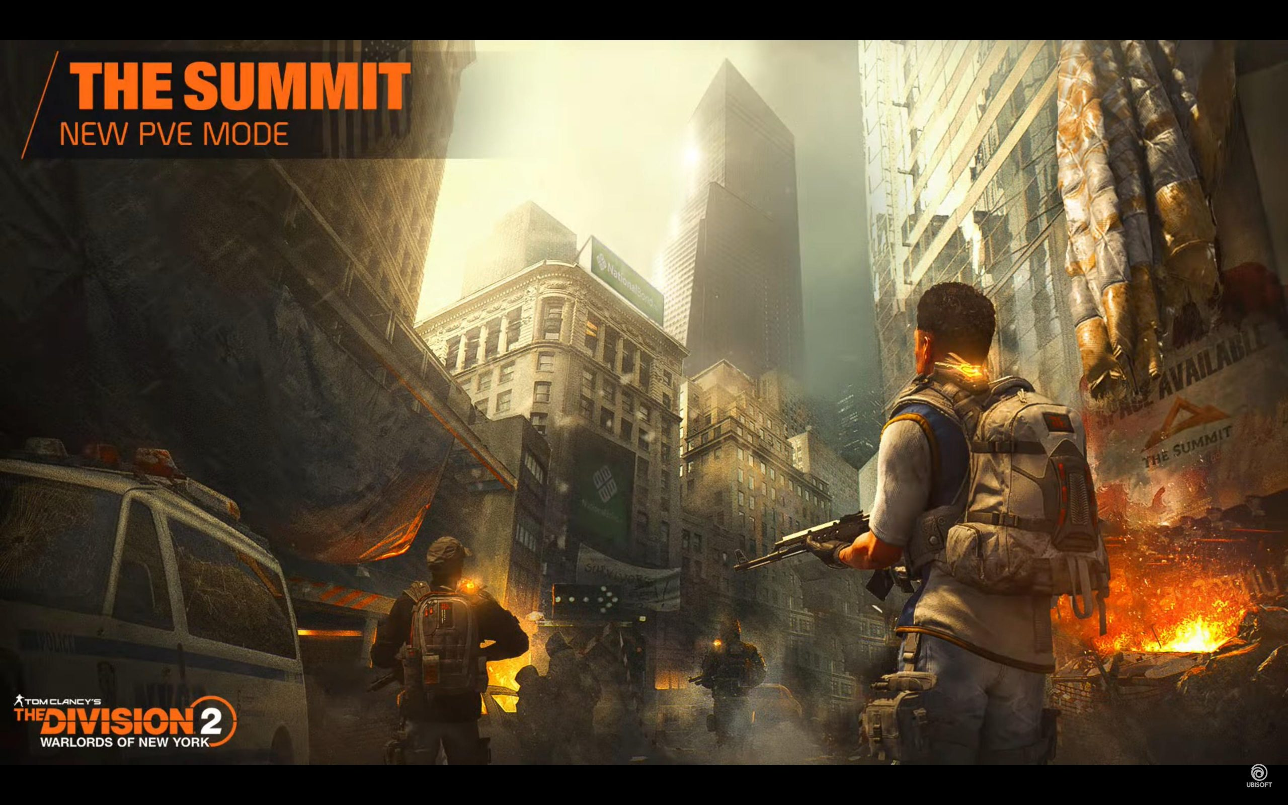 "The Division 2: Neuer PvE Modus ""The Summit"""