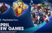 Playstation Now: Die Spiele im April 2021!
